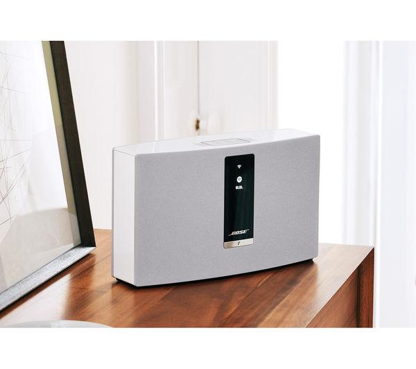 BOSE SoundTouch 20 III Wireless Smart Sound Multi-Room Speaker Deals ...