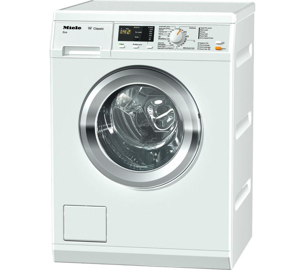 Buy Miele Wda111 Washing Machine White Free Delivery Currys