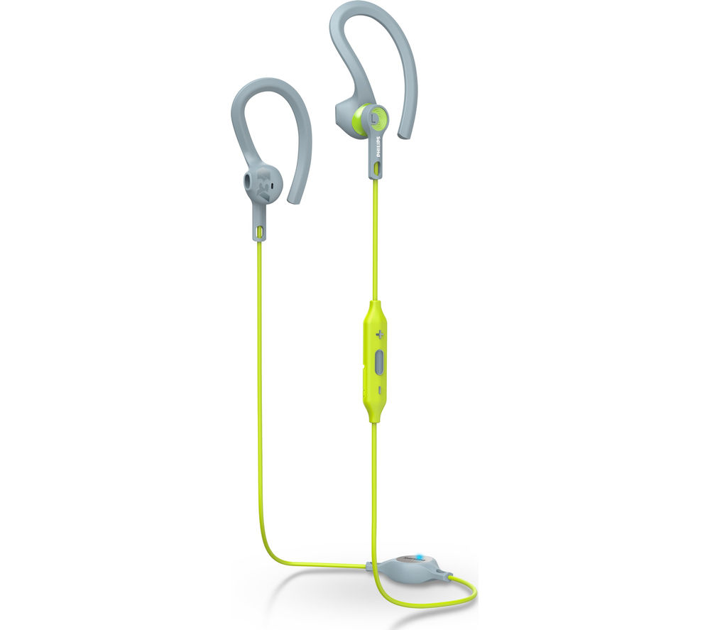 PHILIPS SHQ8300LF Wireless Bluetooth Headphones - Green