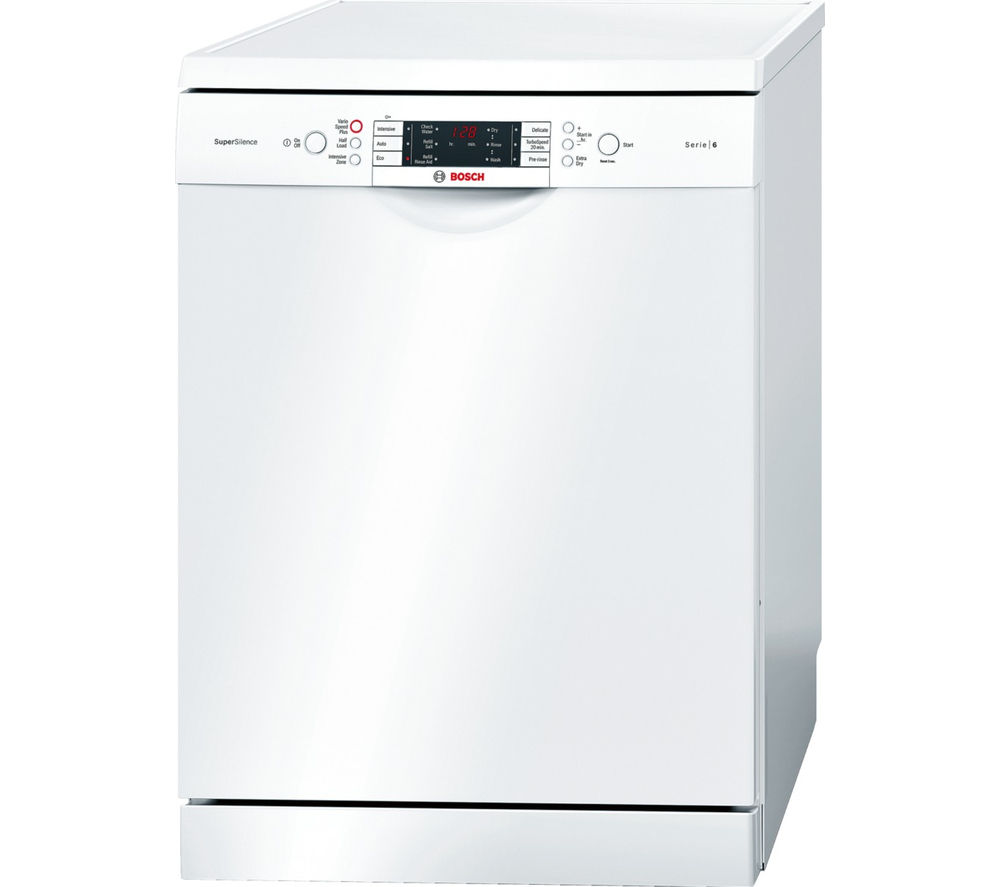 BOSCH Serie 6 SMS69M22GB Full-size Dishwasher