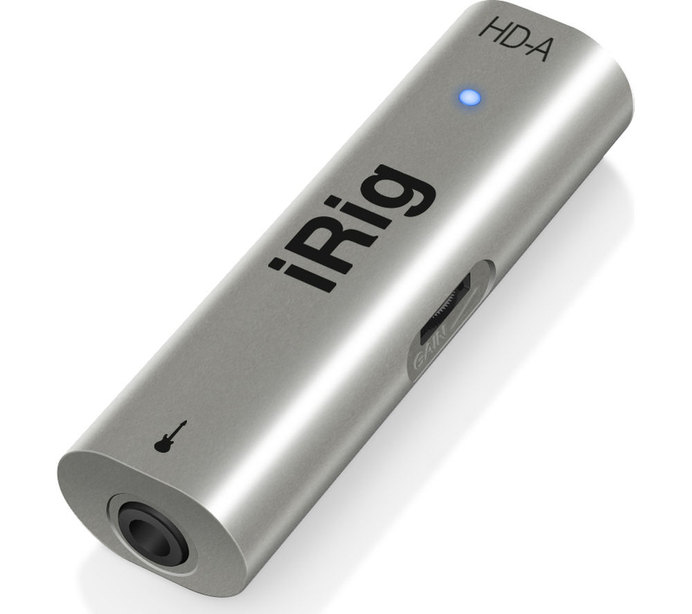 IRIG HD-A Digital Guitar Interface
