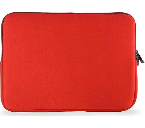 "Image of GOJI G13LSRD16 13"" Laptop Sleeve - Red"