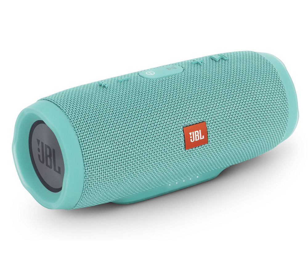 JBL Charge 3 Portable Bluetooth Wireless Speaker - Teal