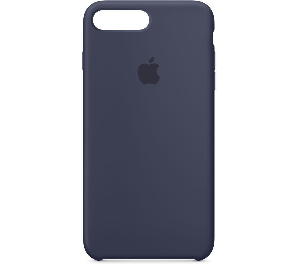 APPLE Silicone iPhone 7 Plus Case - Midnight Blue