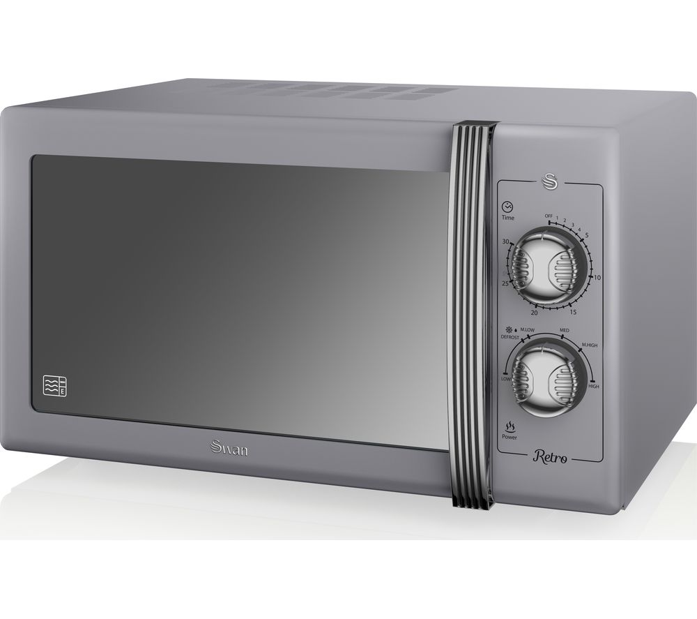 SWAN Retro SM22070GRN Solo Microwave Review