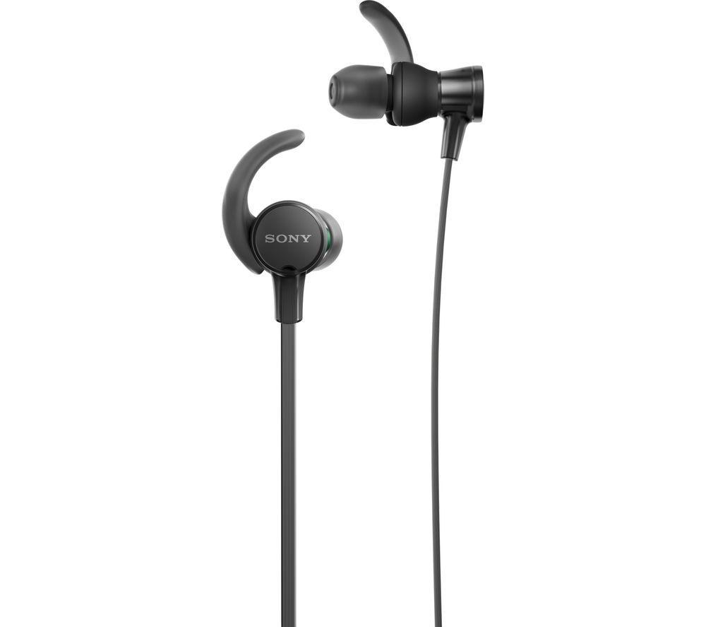 Sony Sony Extra Bass MDRXB510ASB Headphones  Black Black