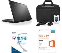 "LENOVO IdeaPad 110 15.6"" Laptop - Black"