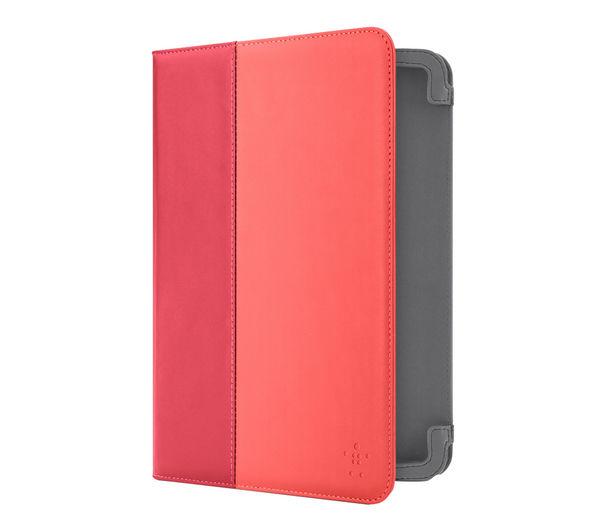 """Belkin Tri Fold Kindle 8.9"""" Case   Pink, Pink"""