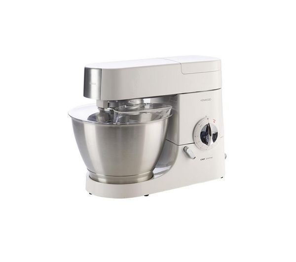 Buy kenwood kmc510 premier chef kitchen machine white for Kenwood cooking chef accessoire