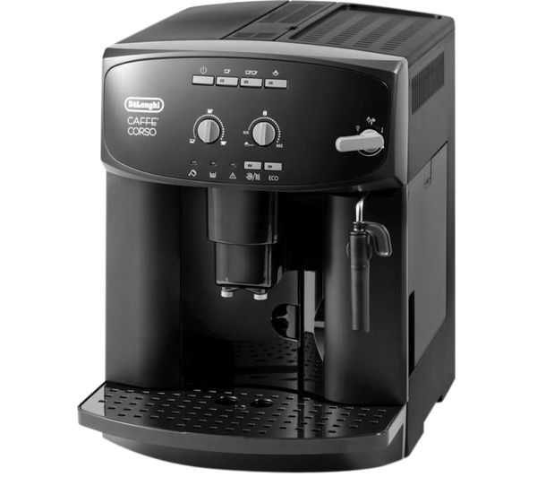 buy delonghi caff corso esam2600 bean to cup coffee. Black Bedroom Furniture Sets. Home Design Ideas