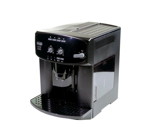Coffee Maker At Currys : Buy DELONGHI Caffe Corso ESAM2600 Bean to Cup Coffee Machine - Black Free Delivery Currys
