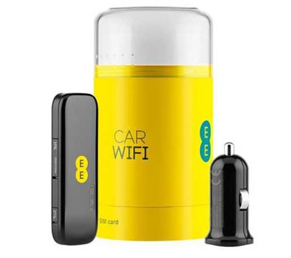 Ee Buzzard Pay Monthly In Car WiFi