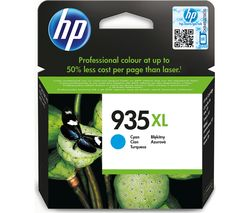 HP 935XL Cyan Ink Cartridge