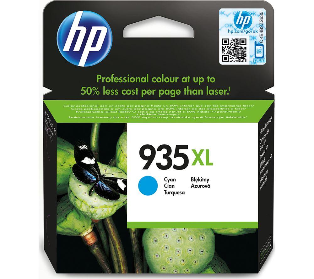 HP 935XL Cyan Ink Cartridge