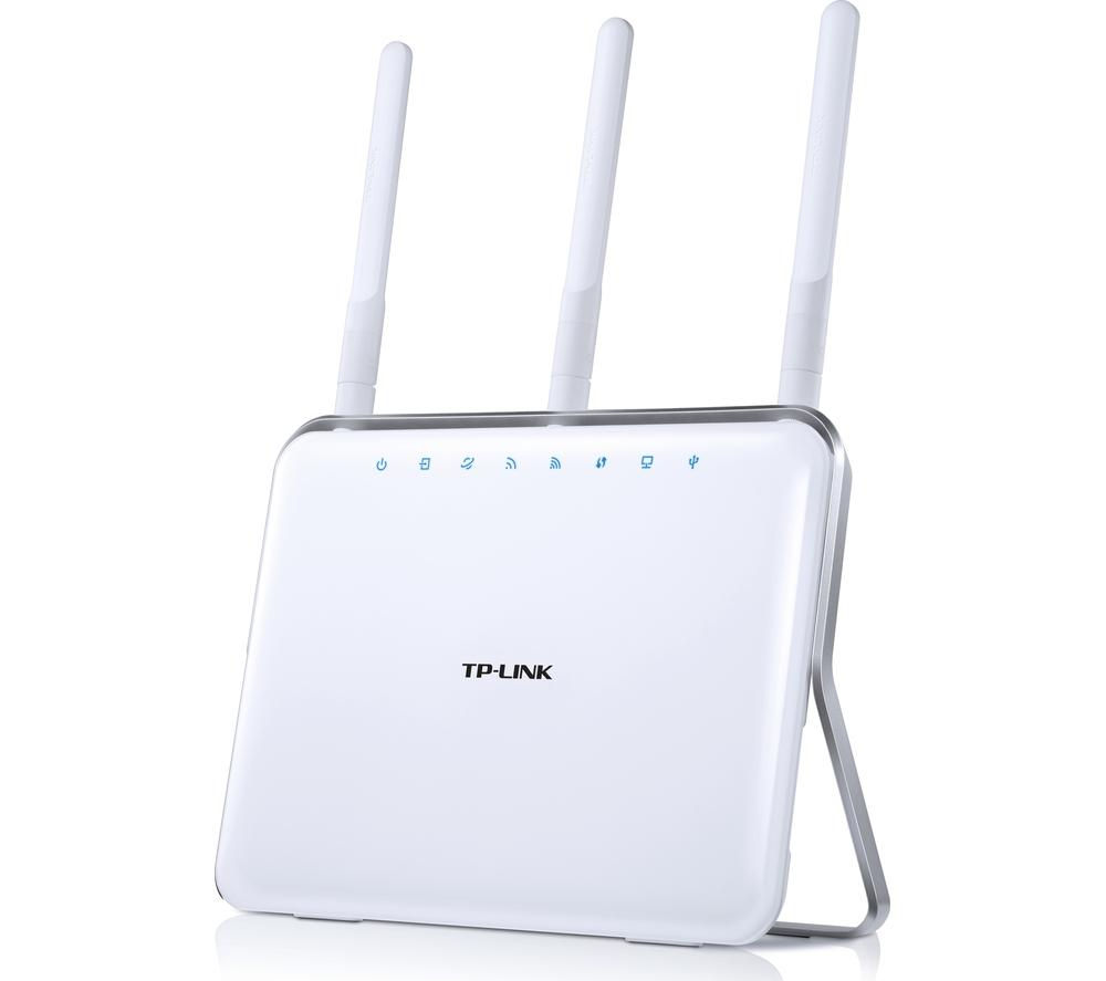TP-LINK Archer D9 Wireless Modem Router - AC 1900, Dual-band