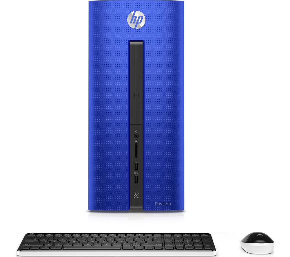 HP Pavilion 550057na Desktop PC