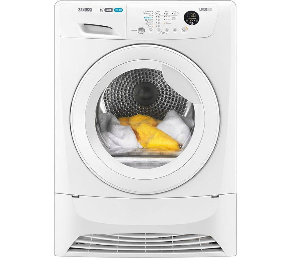 buy cheap zanussi condenser dryer compare tumble dryers. Black Bedroom Furniture Sets. Home Design Ideas