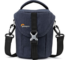 LOWEPRO Scout SH 100 Universal Camera Bag - Slate Blue