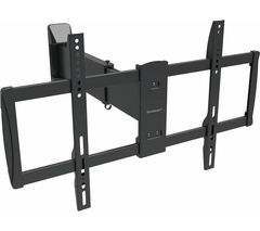SSR Full Motion Sliding Curved TV Bracket