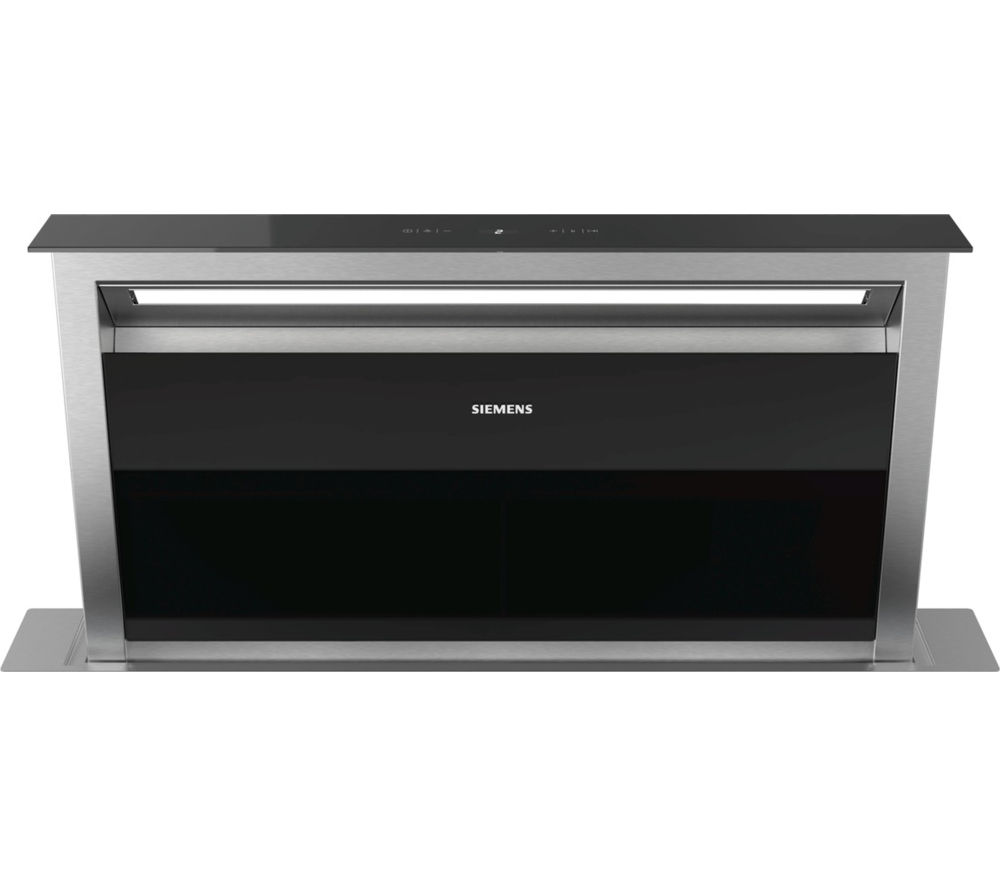 SIEMENS iQ700 LD97AA670B Pop-up Cooker Hood - Stainless Steel