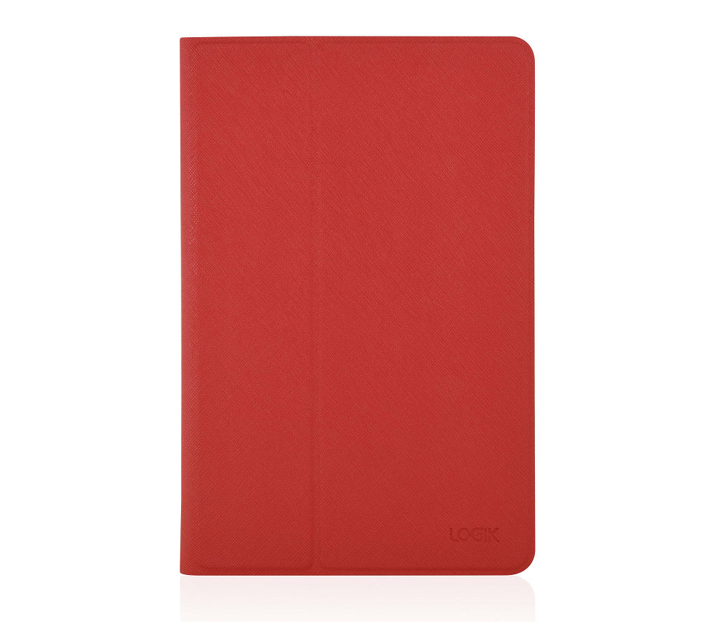 LOGIK L8UCRE16 Tablet Case - Red