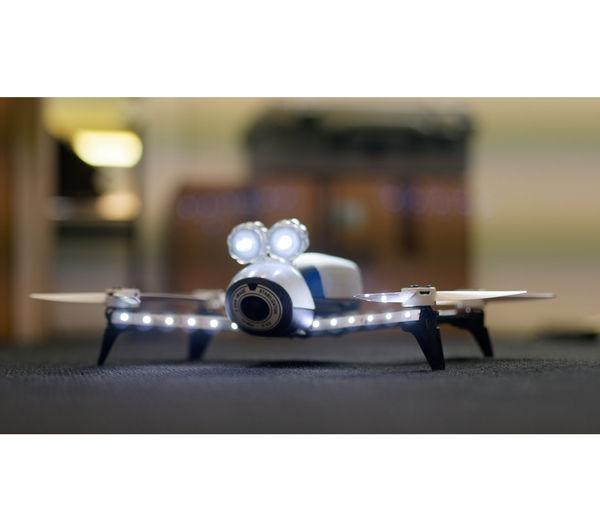 parrot bebop 2 drone white deals pc world. Black Bedroom Furniture Sets. Home Design Ideas