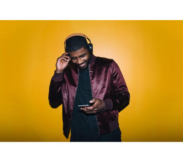 Image of SKULLCANDY Grind S5GBW-J543 Wireless Bluetooth Headphones - Black