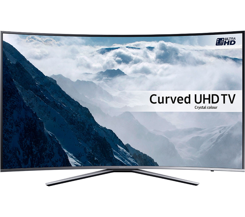 "55"" Samsung UE55KU6500 Smart 4K Ultra HD HDR  Curved LED TV"