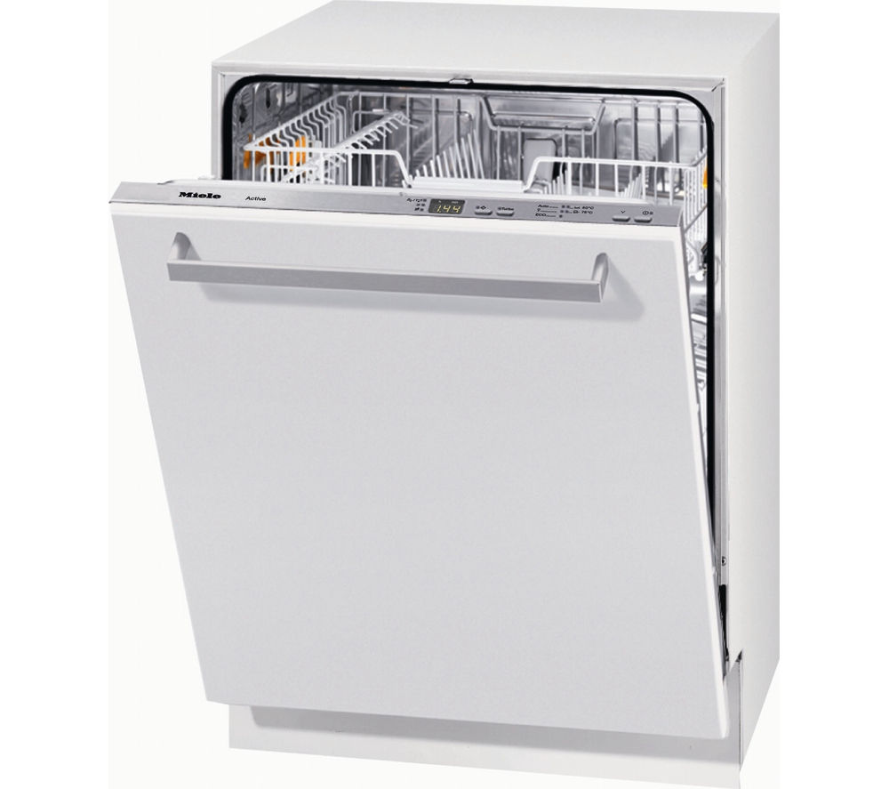 buy miele g4263vi full size integrated dishwasher free delivery currys. Black Bedroom Furniture Sets. Home Design Ideas