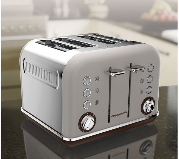 Morphy Richards Toaster: Buy MORPHY RICHARDS Special Edition Accents 242102 4-Slice