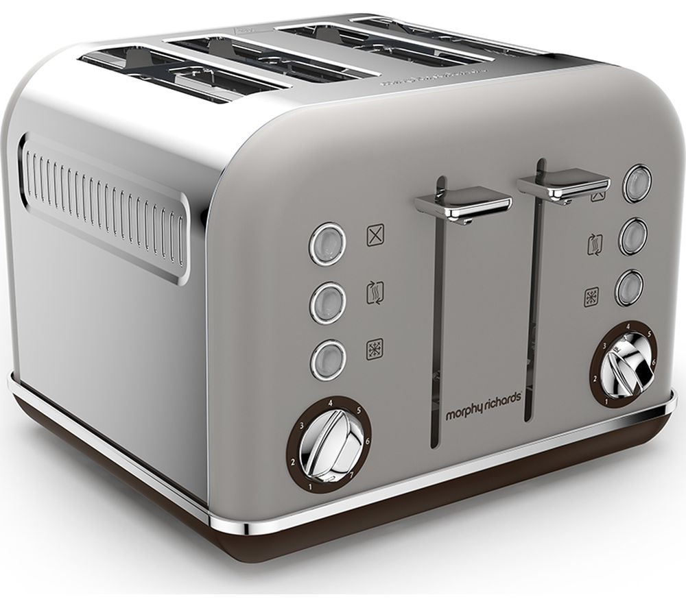 4 Slice Toaster ~ Buy morphy richards special edition accents slice