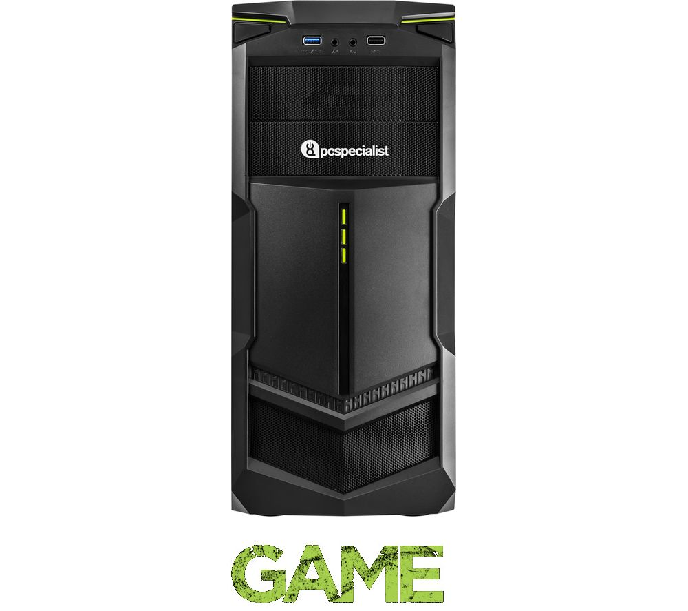 PC SPECIALIST Infinity Trion-X II Gaming PC