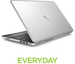 """HP Pavilion 15-aw054sa 15.6"""" Laptop - Silver"""