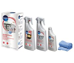 WPRO Gas Hob & Oven Care Kit