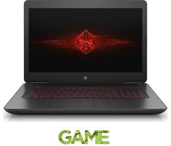 "HP OMEN 17-w250na 17.3"" Gaming Laptop"
