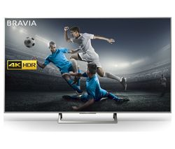 "SONY BRAVIA KD65XE8596BU 65"" Smart 4K Ultra HD HDR LED TV"