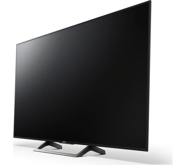 sony bravia kd65xe8596bu 65 smart 4k ultra hd hdr led tv. Black Bedroom Furniture Sets. Home Design Ideas