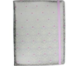 "ACCESSORIZE Silver Butterfly 10"" Tablet Case"