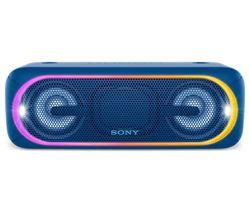 SONY EXTRA BASS SRS-XB40 Portable Bluetooth Wireless Speaker - Blue