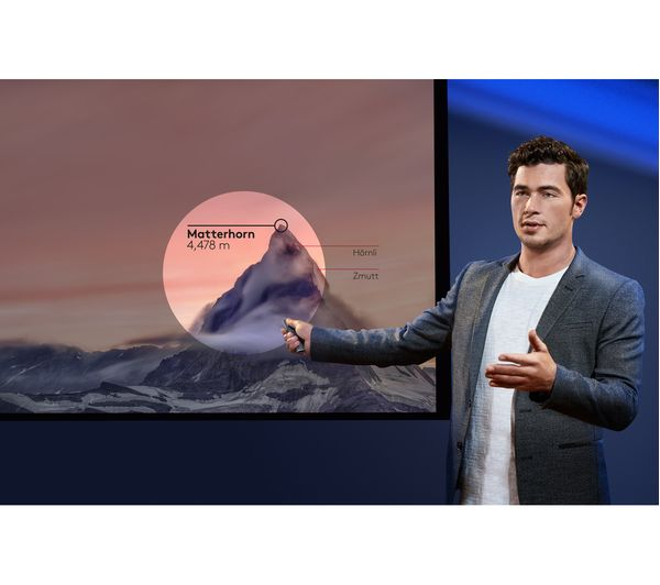 Buy Logitech Spotlight Presentation Remote Slate Free