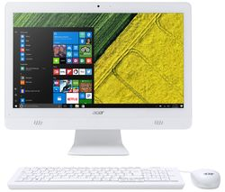 """ACER Aspire C20-720 19.5"""" All-in-One PC - White"""