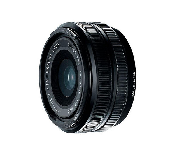 Image of FUJIFILM Fujinon XF 18 mm f/2 R Wide-angle Lens