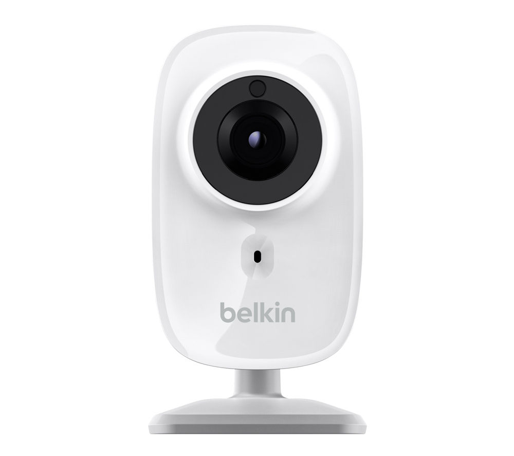BELKIN F7D7602uk Networking Wireless Home Security Camera
