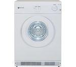 WHITE KNIGHT C44AW Vented Tumble Dryer - White