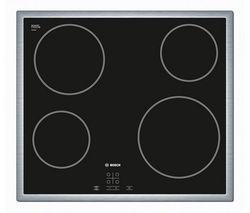 BOSCH PKE645D17 Ceramic Hob – Black