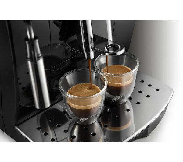 delonghi ecam magnifica s coffee maker cappuccino machine bean to cup uk ebay. Black Bedroom Furniture Sets. Home Design Ideas