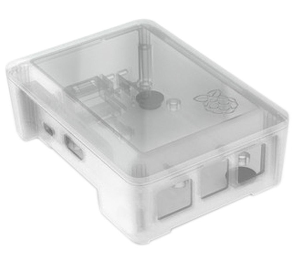 RASPBERRY PI B Board Case - Clear