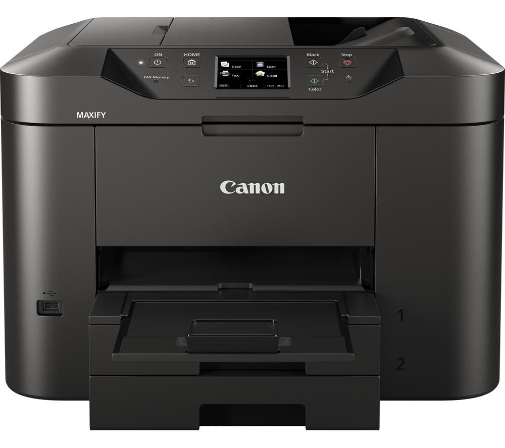Image of Canon MAXIFY MB2350 All-in-One Wireless Inkjet Printer with Fax