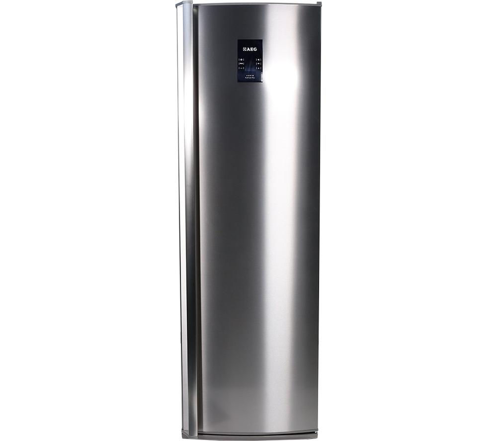 AEG S74020KMX0 Tall Fridge - Stainless Steel