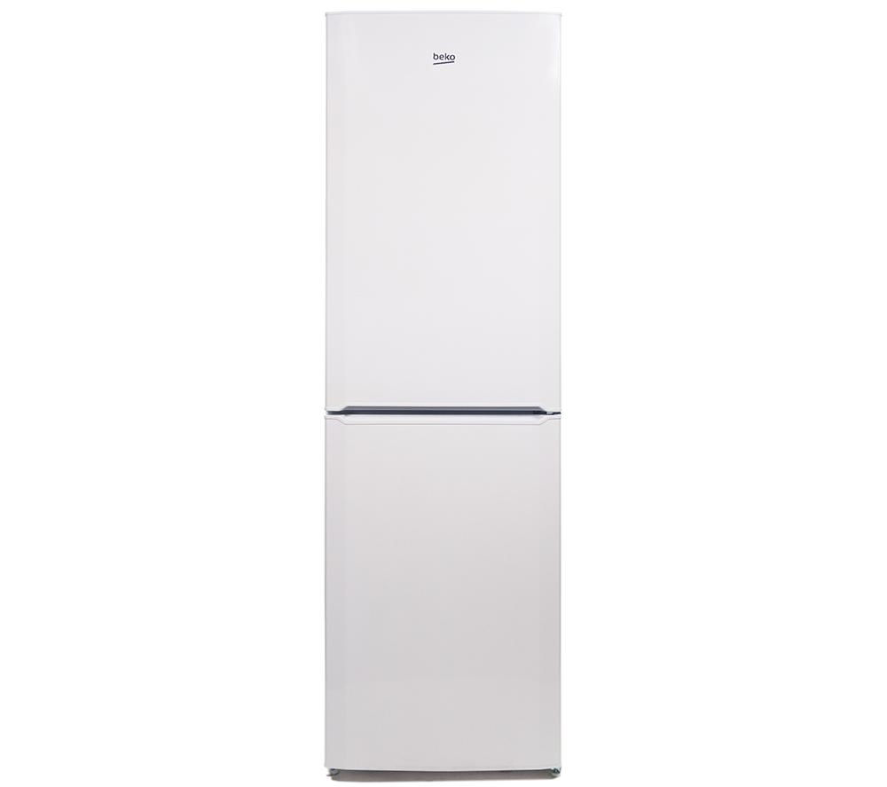 BEKO CF6004APW Fridge Freezer - White
